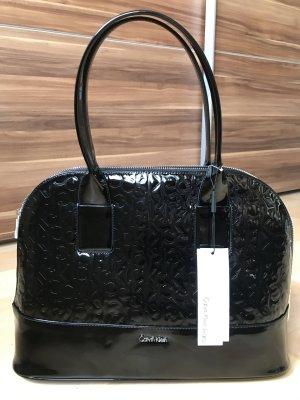 Calvin Klein Satchel zwart