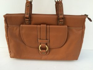 Picard Carry Bag brown imitation leather