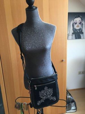 Tasche von Desigual, schwarz