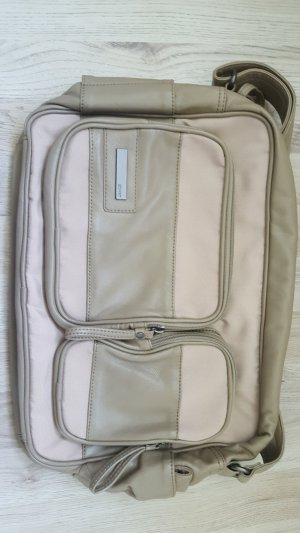 Esprit Porte-documents gris brun-beige clair