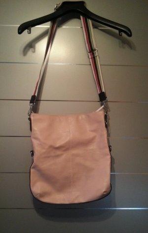 Tasche von Esprit, so gut wie neu, rosa, braun, Umhängetasche