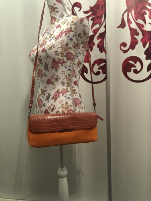 Fabiani Crossbody bag orange-cognac-coloured