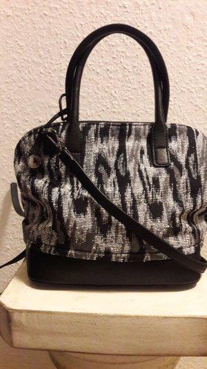 Tasche von Fiorelli schwarz/weiß