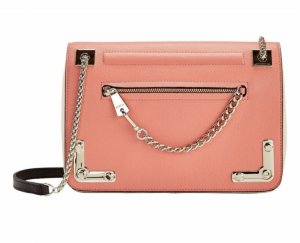 Furla Carry Bag salmon leather