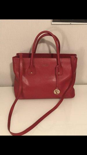 Tasche von Furla in elegantem rot zu verkaufen