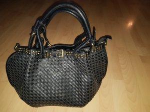 Tasche von GABOR Echtes Leder schwarz