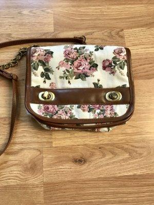 Tasche von Görtz mit Blumenmuster