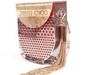 Jimmy Choo Crossbody bag multicolored metal
