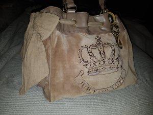 Tasche von Juicy Couture, beige/gold