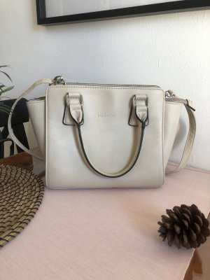 lazzarini Bolso business blanco puro-crema