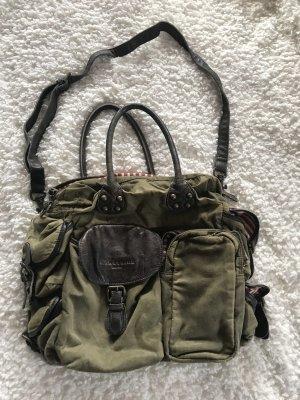 Liebeskind Berlin Shoulder Bag khaki