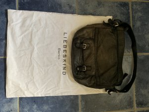 Liebeskind Berlin Shoulder Bag black-grey