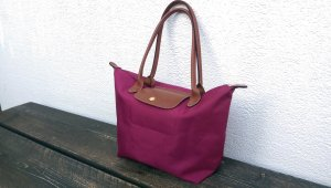 Longchamp Carry Bag magenta