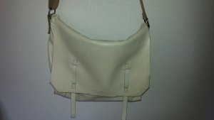 Campus by Marc O'Polo Shoulder Bag oatmeal-light brown imitation leather