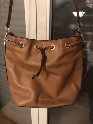 Michael Kors Pouch Bag brown-cognac-coloured