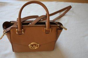 Michael Kors Handbag sand brown leather