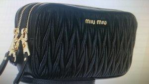 Miu Miu Mini Bag black leather
