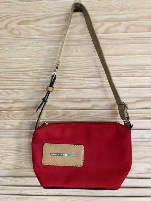 Nannini Mini Bag dark red-beige