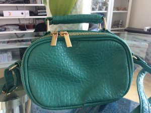 New Look Bag lime-green synthetic fibre