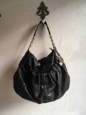 Tasche von Picard in schwarz aus echtem Leder