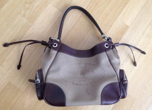 Prada Handbag brown-beige