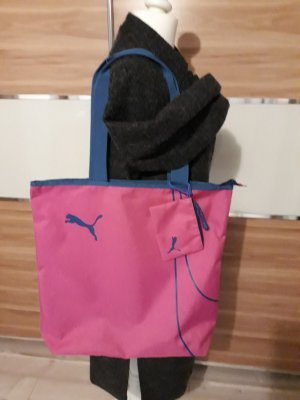 Tasche von Puma in pink
