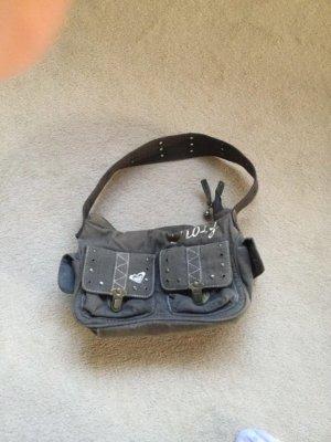 Tasche von Roxy, Feincord, graubraun