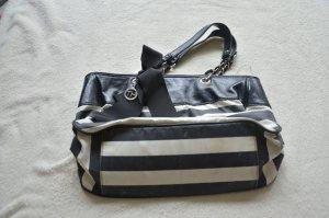Tommy Hilfiger Sac porté épaule blanc-noir matériel synthétique