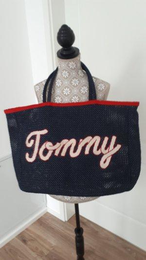 Tasche von Tommy Hilfiger - geflochten