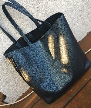 Tasche von Topshop in metallic-optik!