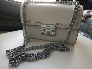 Tasche weiß Blogger