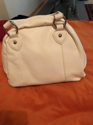 Bolso blanco-blanco puro Cuero