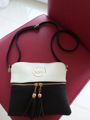 Michael Kors Handbag white-black