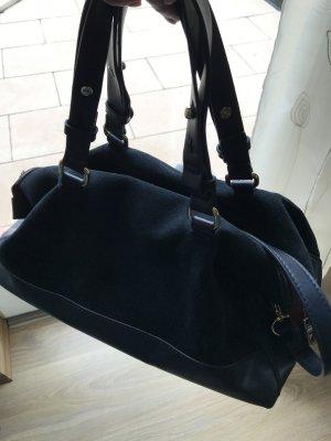 Zara Bowling Bag dark blue