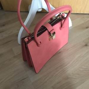 Carry Bag rose-gold-coloured