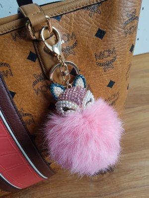 Taschenanhänger Schlüsselanhänger Hase:)