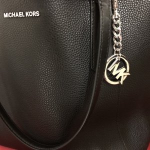 Michael Kors Key Chain silver-colored stainless steel