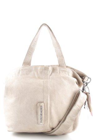 Taschendieb Henkeltasche beige Casual-Look