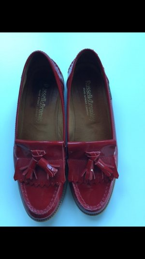 Tassle College Loafer von Russel &Bromley, London; Gr.: 37,5
