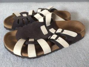 Tatami / Birkenstock Schuhe / Schlappen - wenig getragen - Gr. 38