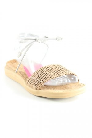 Tatami Roman Sandals beige-light grey casual look