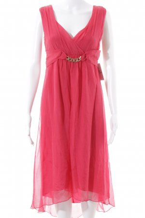 TaTie Maxikleid pink Beach-Look