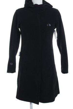 Tatonka Fleece jas zwart simpele stijl