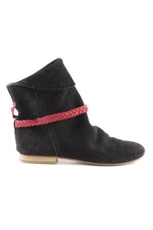 Tatoosh Korte laarzen zwart casual uitstraling