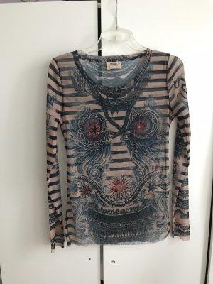 Tattoo Bluse Shirt t-Shirt L Jean Paul gaultier