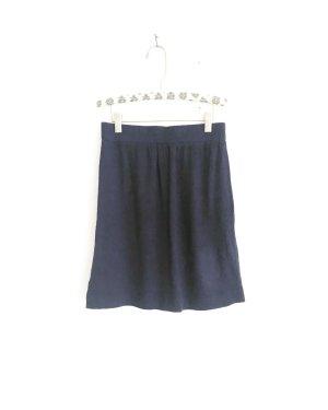 taubenblauer rock / high waist / vintage / true vintage / evelin brandt