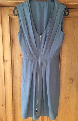 Taubenblaues Kleid von H&M, Gr. 38