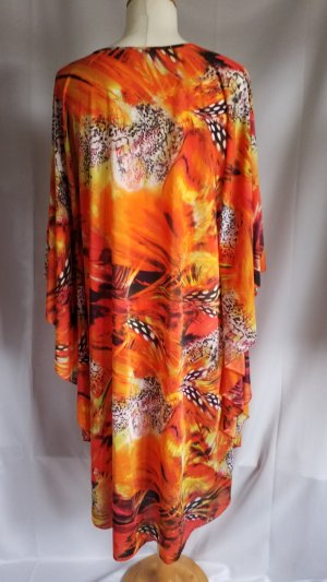 taubert Beach Dress multicolored