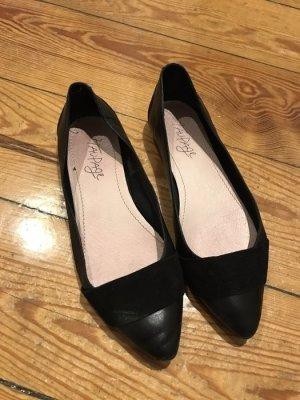 Taupage Ballerina in schwarz