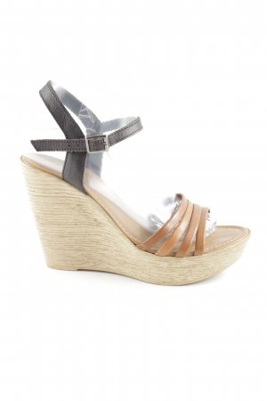 Taupage Platform High-Heeled Sandal multicolored casual look